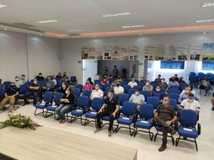 CACIS participou de reunião que orientou segmento do comércio