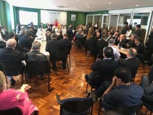 CACIS participa de reuniões em Porto Alegre