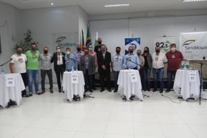 ENTIDADES REALIZARAM DEBATE ENTRE OS CANDIDATOS À ADMINISTRAÇÃO MUNICIPAL