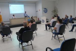 CACIS realiza segunda reunião com os candidatos à Administração Municipal