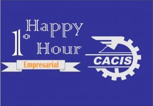 A CACIS REALIZOU O 1º HAPPY HOUR EMPRESARIAL DA ENTIDDE